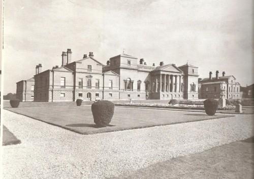 Holkam Hall Norfolk