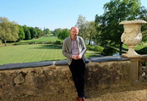 Marquis de Brissac owner of Chateau Brissac