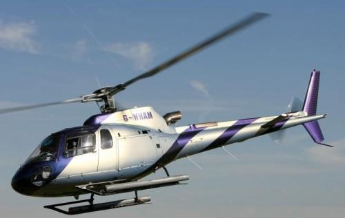 AS350 G WHAM
