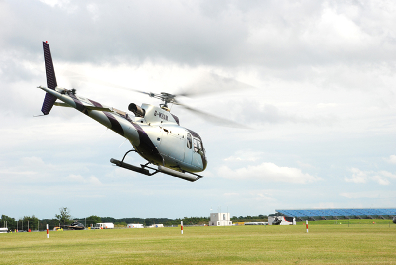 AS350 Single -Squirrel
