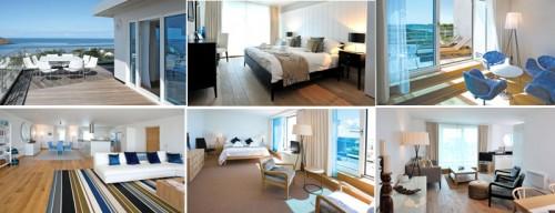 Accomodation at St Moritz Hotel and Apartments Cornwall