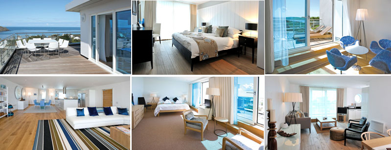 Accomodation at St Moritz Hotel and Apartments Cornwall