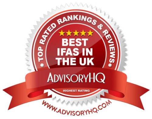 AdvisoryHQ award for top 13 IFAs in UK for 2017