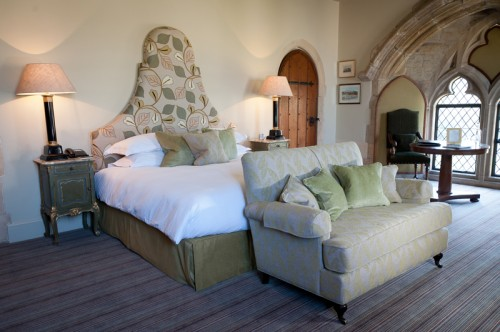 Amberley Castle Suite