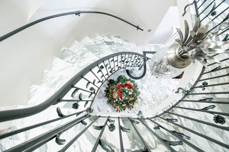 Landford Stone Staircase