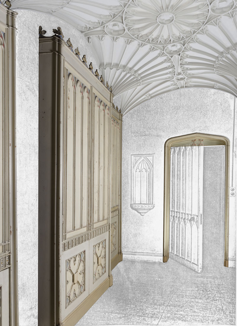 Architectural-Heritage-Strawberry-Hill-Gothick