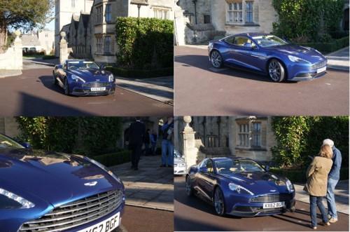 Aston Martin at The Ellenborough Park