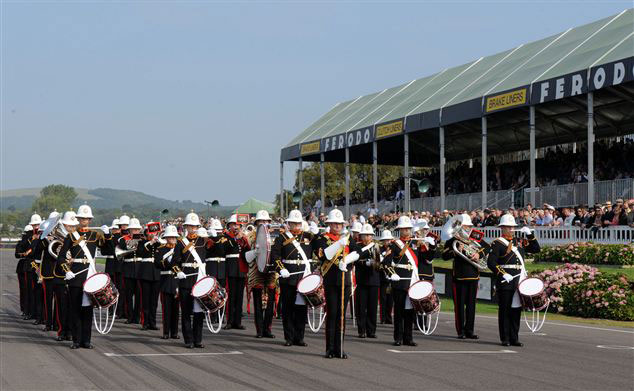 Band of The Royal Marines credit Jeff Bloxham