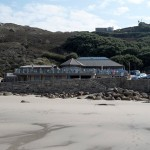 Beach Restaurant Sennen Cove Cornwall