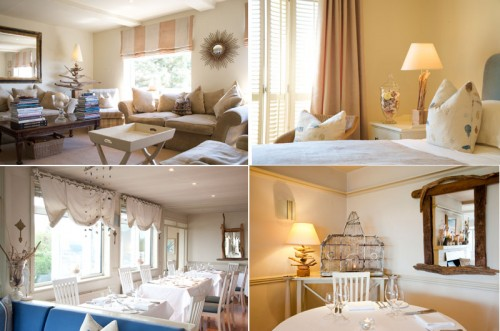 Bedrooms and Public Rooms Driftwood Hotel Rosevine Portscatho Cornwall