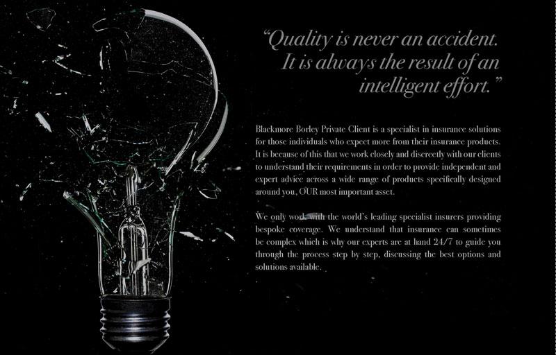 Blackmore Borley Brochure Private Client