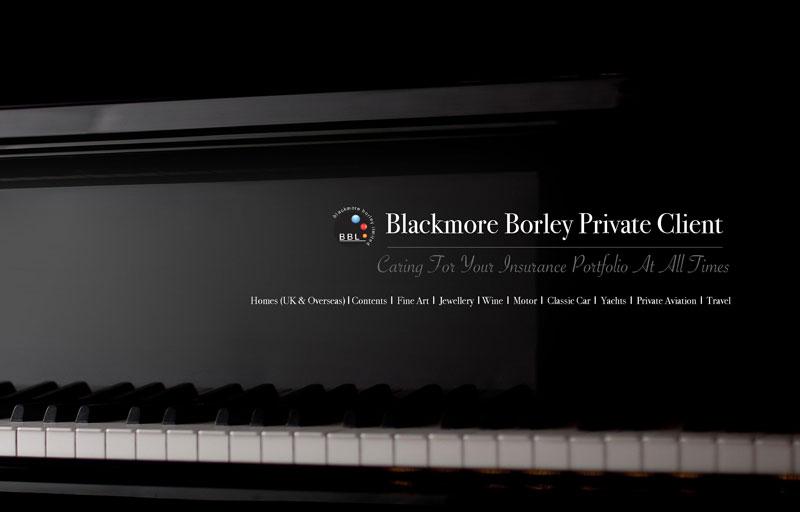 Blackmore Borley Private Client Brochure