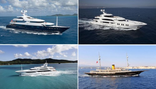 Burgess Yachts to charter Summer2013