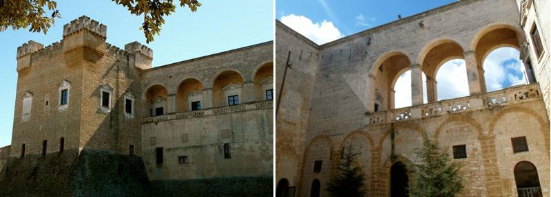 Castello in Mesagne Puglia