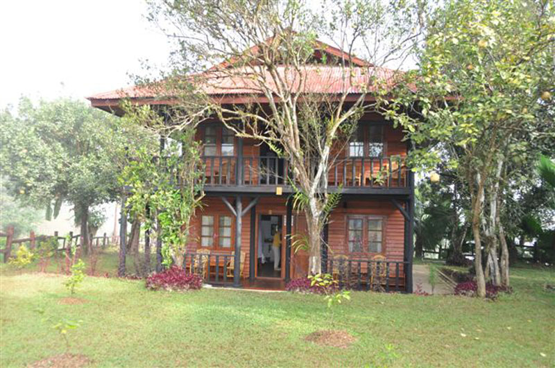 Chalet at Putau Trekking House