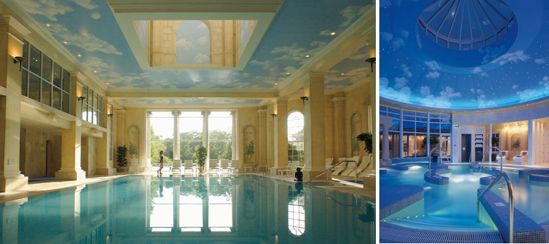 Chewton Glen Spa and Indoor Pool