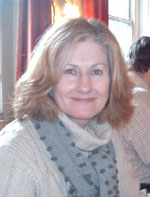 Chrissy Jarman Assistant Editor of The Vintage Magazine