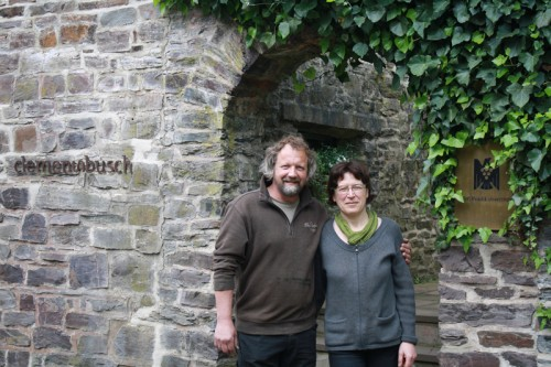 Clemens and Rita Busch