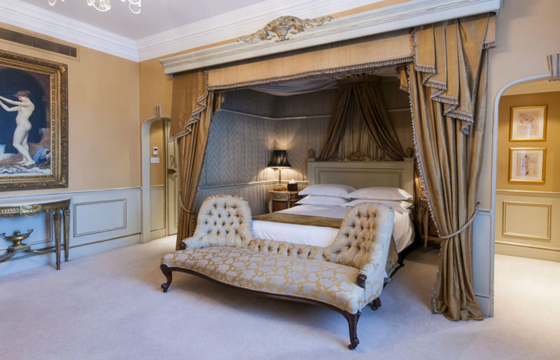 Dame Nellie Melba Suite at The Gore Hotel Kensington