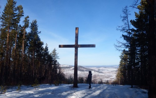 Decembrist's Memorial Cross