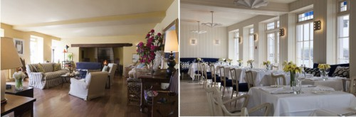 Drawing and Dining RoomsTresanton Hotel St. Mawes Cornwall