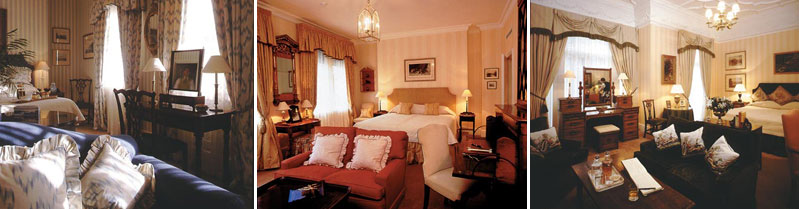 Draycott Hotel Deluxe  Rooms