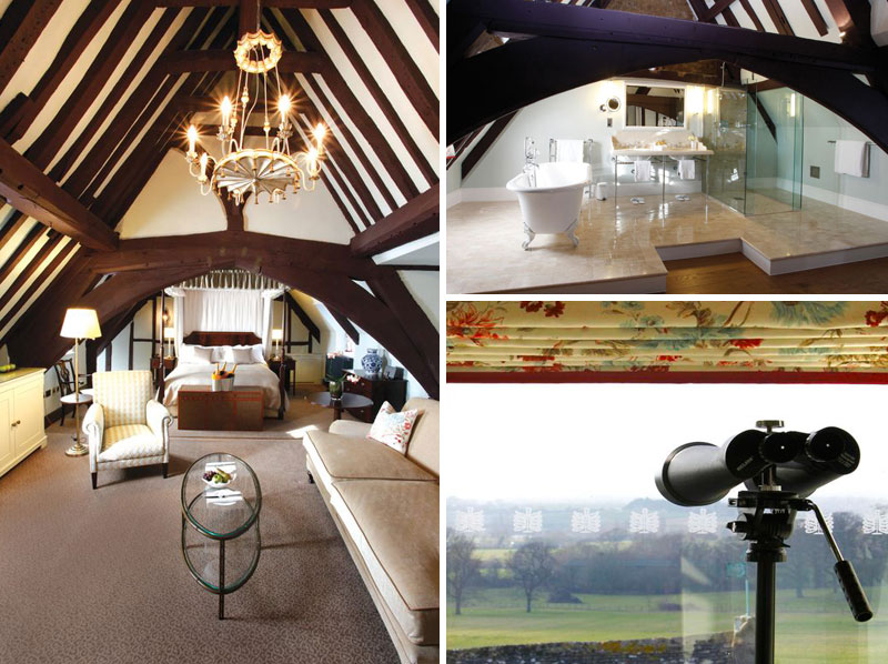 Ellenborough Park Luxury Suite