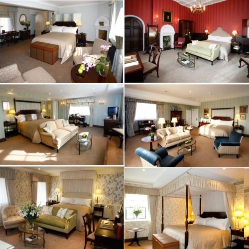 Ellenborough Park's Sumptious Bedrooms
