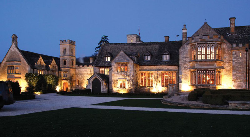 Ellenborough Park at Cheltenham Spa