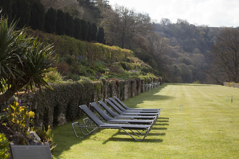 Endsleigh Hotel Long Garden