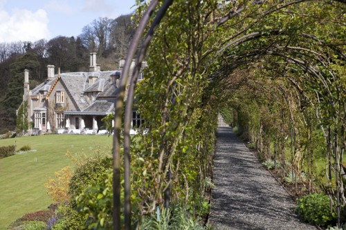 Endsleigh Hotel Rose Walk