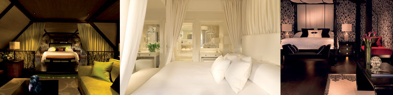 Examples of Le Manoir Quat Saisons Bedroom Suites