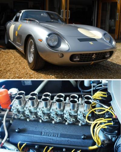 Ferrari 275 GTB C 1965 Racing Car