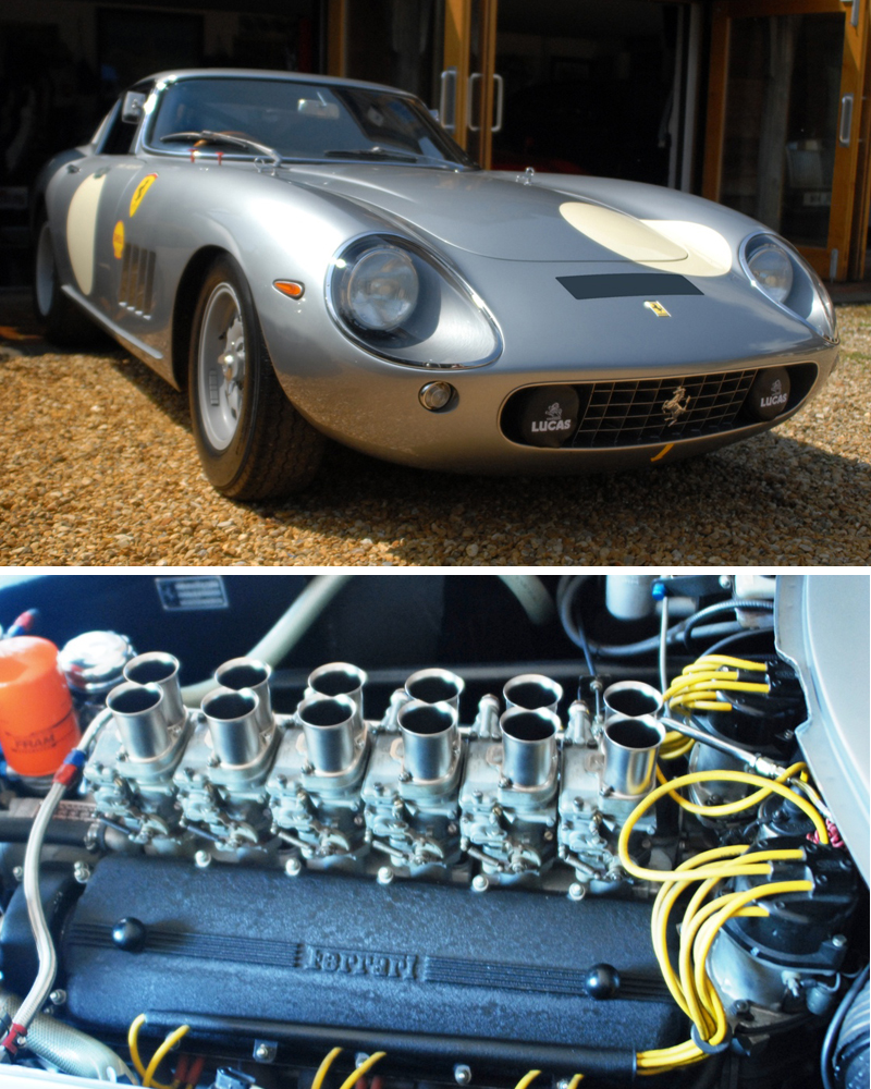 Ferrari 275 GTB C 1965 Racing Car