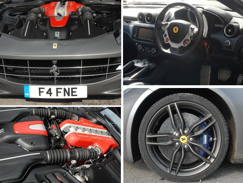 Ferrari FF details