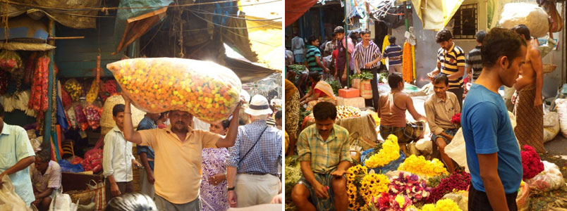 Flower-Market-Calcutta
