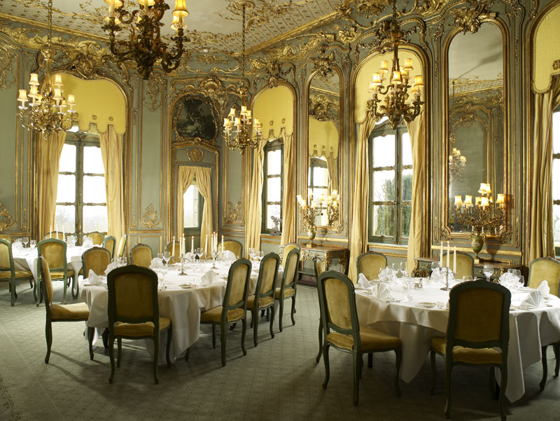 French Dining Room at Cliveden