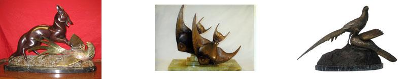 George Lavroff Sculptures