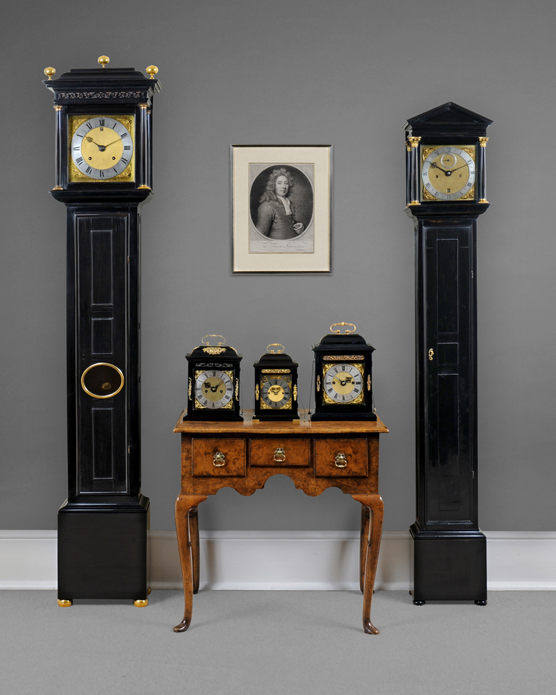 Gerald Marsh Antique Clocks Ltd