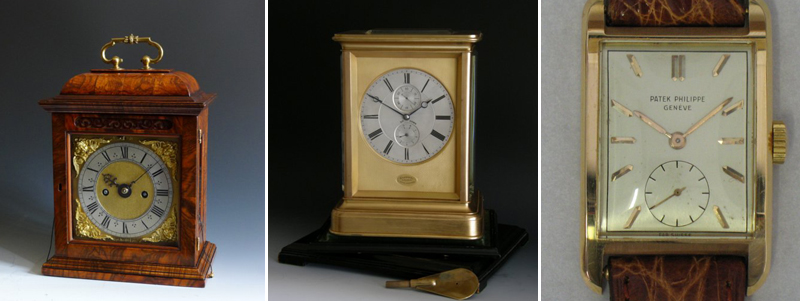 Gerald Marsh Antique Clocks Stock Examples