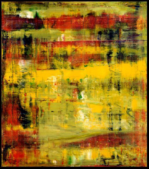 Gerhard Richter Abstraktes Bild 809-1