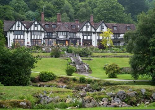 Gidleigh park Chagford Devon