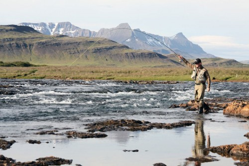 Grimsá Iceland