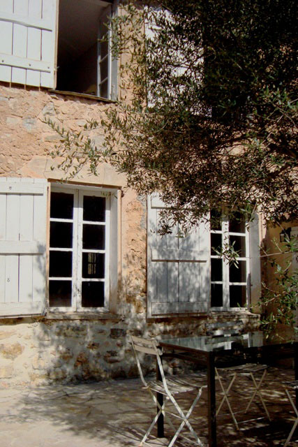 Hammeau Les Fadons – a House in Provence exterior