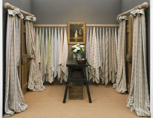 Inchyra Linens at Decorex