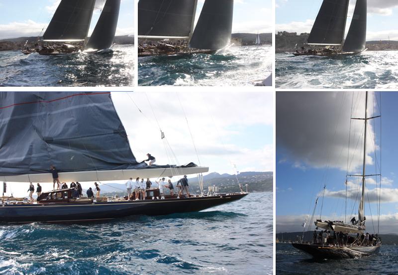 J Class Velsheda 1933 38.5 metres C.E. Nicholson