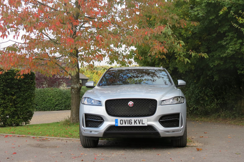 Jaguar F Pace R Sport 2.0d 180PS AWD