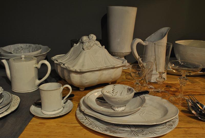 Jane McIntyre Ceramics Astier de Villatte