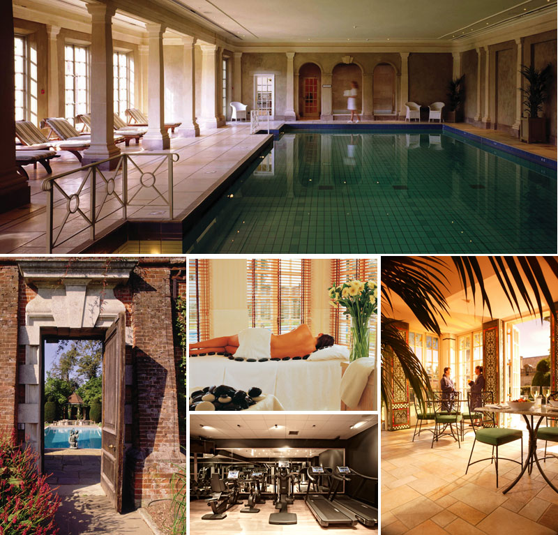 Keeping fit and pampered at Cliveden Pavillion Spa and Gym