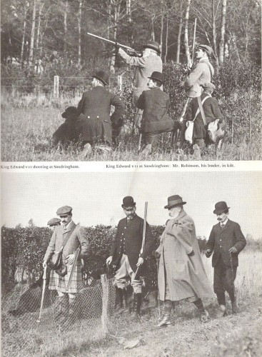King-Edward-VII-Shooting-at-Sandringham